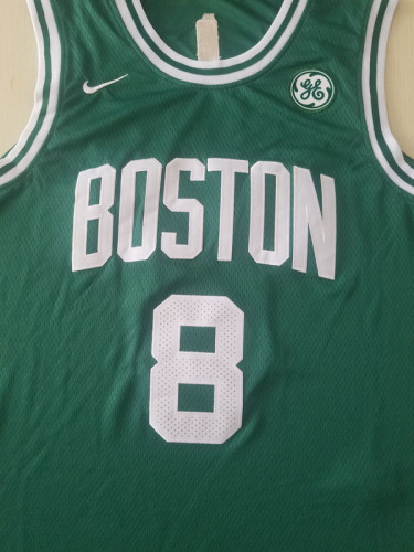 Boston Celtics Kemba Walker 8 Green Basketball Club Player Jerseys