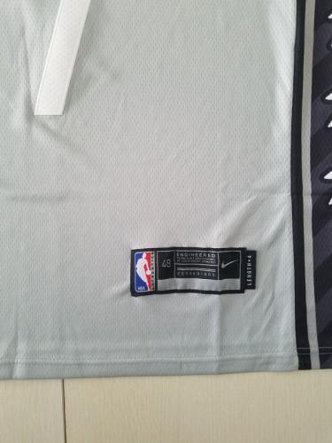 Brooklyn Nets Kevin Durant 7 Gray Basketball Club Player Jerseys