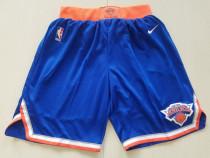 New York Knicks New York Blue Basketball Club Shorts