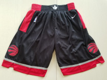 Toronto Raptors Black Basketball Club Shorts