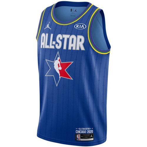 Men's Pascal Siakam Blue 2020 All Star Game Jersey