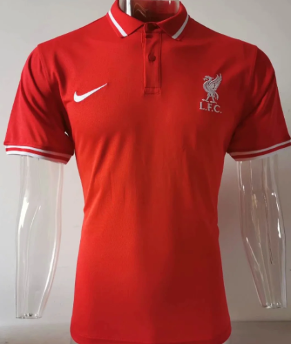 Liverpool 20/21 Polo - Red