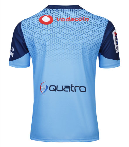 Bulls 2019 Men's Home Super Rugby Jersey