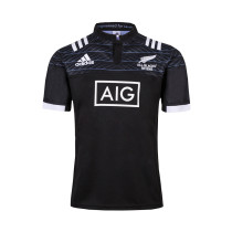 All Blacks 2018/19 Home Sevens Rugby Jersey