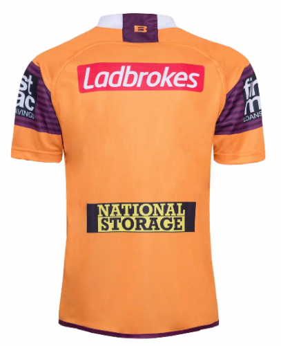 Brisbane Broncos 2020 Mens Away Rugby Jersey