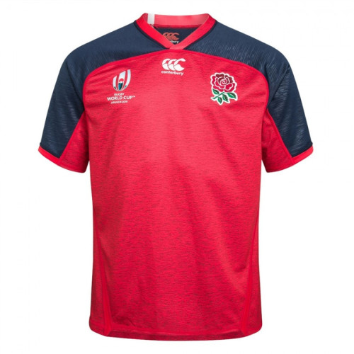 England 2019 RWC Mens Alternate Rugby Jersey