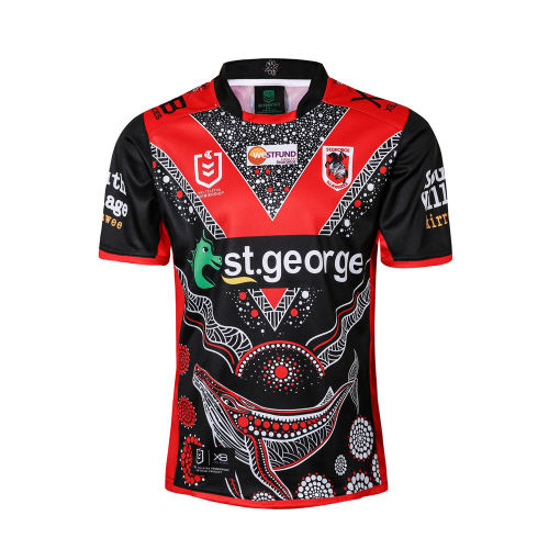 St. George Illawarra Dragons 2019 Men's Indigenous Jersey