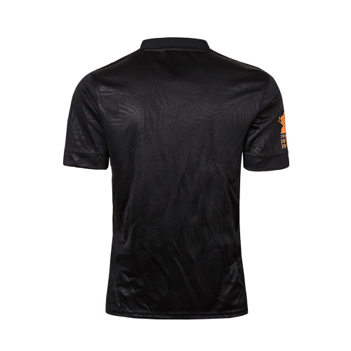 All Blacks 2019 WRC Y3 Mens Home Rugby Jersey