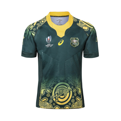 Australia 2019 Rugby World Cup Away Jersey