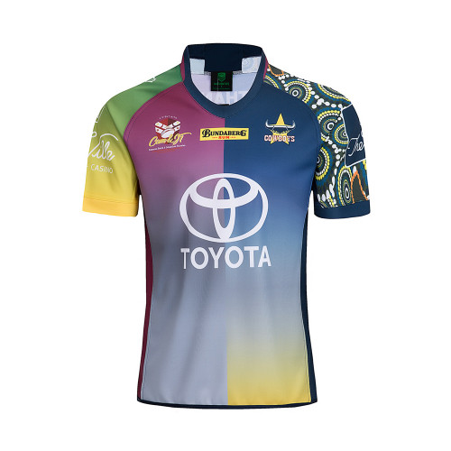 North Queensland Cowboys 2018 Johnathan Thurston Men's Testimonial Jersey
