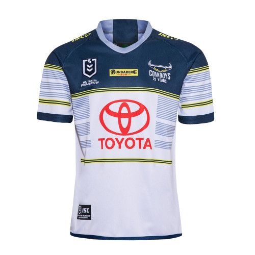 North Queensland Cowboys 2020 Mens Home Rugby Jersey