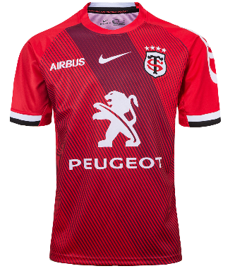 Stade Toulousain 2018/19 Men's Rugby Thrid Jersey