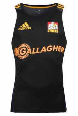 Chiefs 2018/19 Super Rugby Singlet