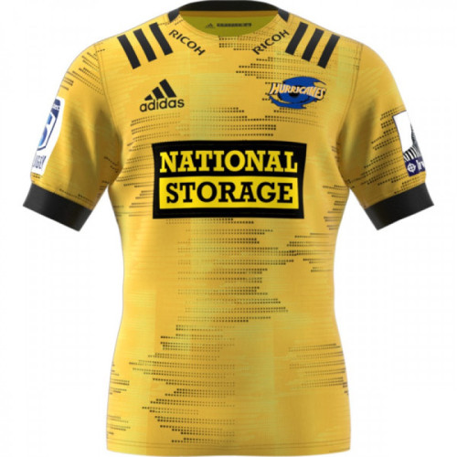 Hurricanes 2020 Super Rugby Home Jersey