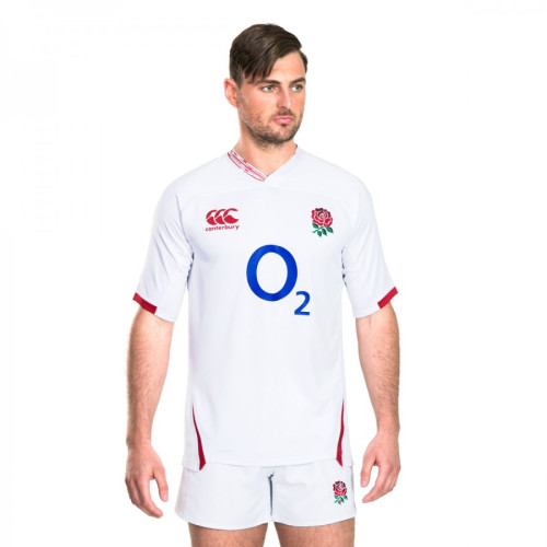 England 2019/20 Home Rugby Jersey