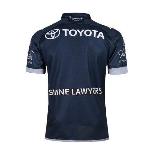 North Queensland Cowboys 2018 Men's Rugby Home Jersey