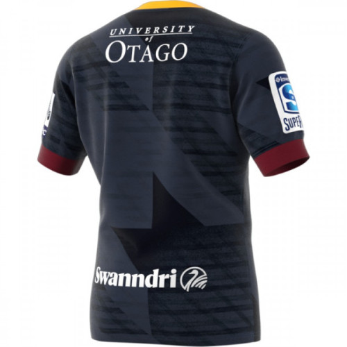 Highlanders 2020 Super Rugby Home Jersey