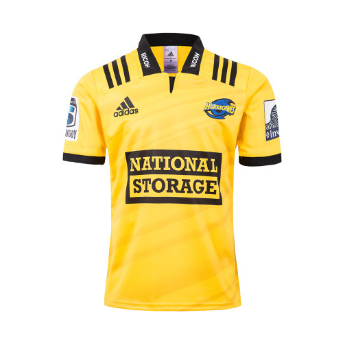 Hurricanes 2019 Super Rugby Home Jersey
