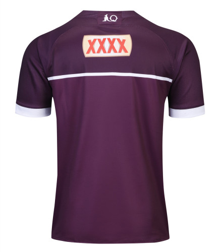 QLD Maroons 2019 Men's Home Rugby Jersey