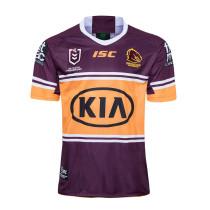 Brisbane Broncos 2020 Men's Home Rugby Jersey