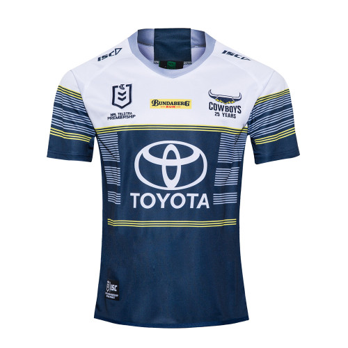 North Queensland Cowboys 2020 Mens Away Rugby Jersey