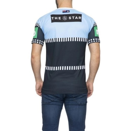 NSW Blues 2020 Men's Away Rugby Jersey