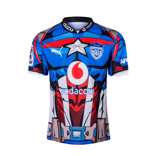 Bulls 2019 Marvel Super Rugby Jersey