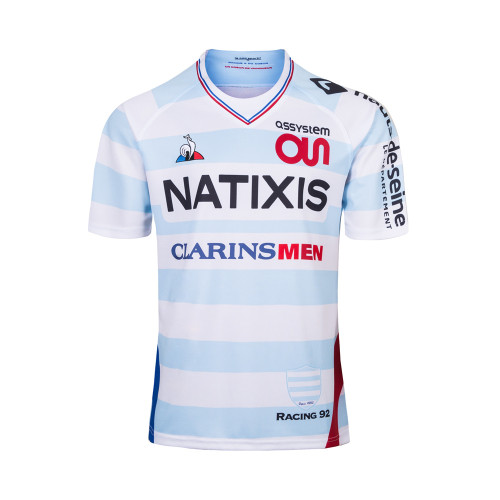Racing 92 Home 2018/19 Rugby Jersey