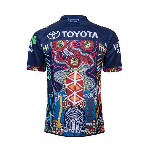 North Queensland Cowboys 2019 Men's Indigenous Jersey