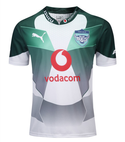 Bulls 2019 Men's Away Super Rugby Jersey