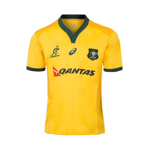 Australia 2018 Home Rugby Jersey
