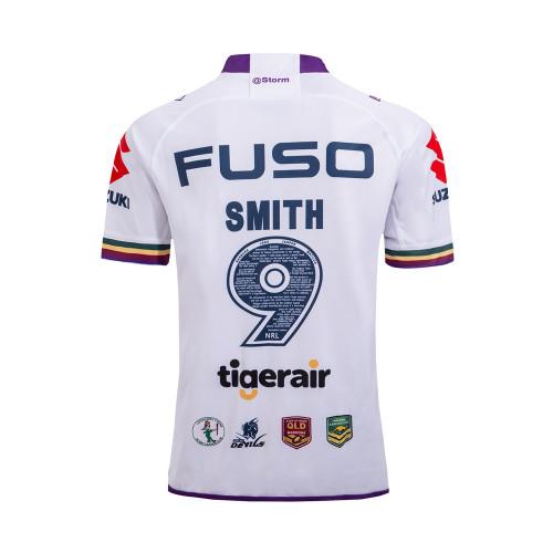 Melbourne Storm 2018 Cameron Smith Testimonial Jersey