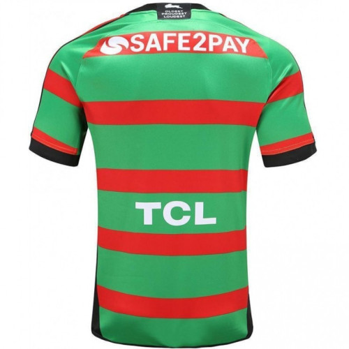 South Sydney Rabbitohs 2020 Men's Home Rugby Jersey