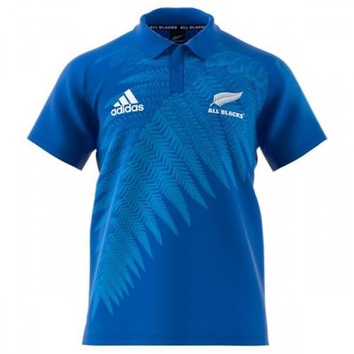 All Blacks RWC 2019 Y3 Anthem Rugby Polo