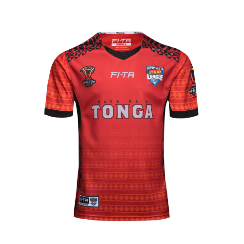 Tonga 2017 RWC Men's Rugby Jersey
