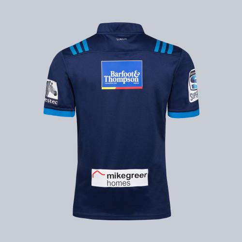 Blues 2018 Men's Super Rugby Away Jersey