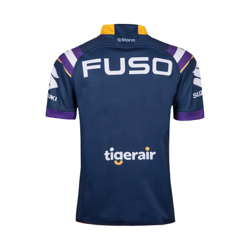 Melbourne Storm 2018 Men's Home Rugby Jersey