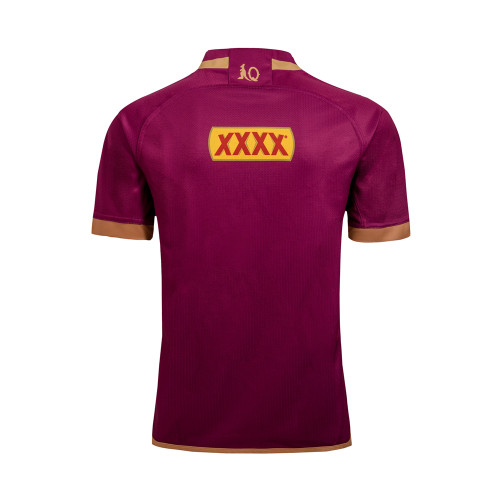 QLD Maroons 2018 Men's Rugby Home Jersey