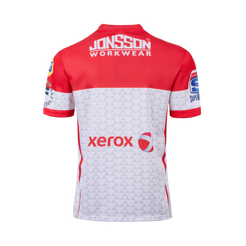 Lions 2019 Mens Home Super Rugby Jersey