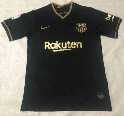 Thai Version Barcelona 20/21 Away Soccer Jersey