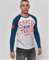 Men's 2020 Spring Long Sleeve Tee Shirt SUP022