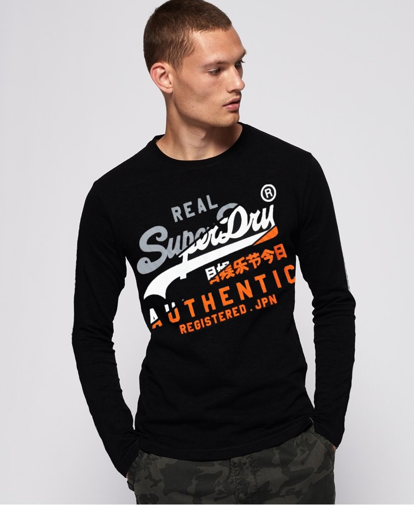 Men's 2020 Spring Long Sleeve Tee Shirt SUP004