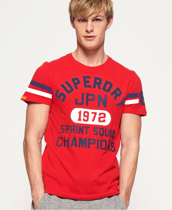 Men's 2020 Spring & Summer Tee Shirt SUPE018