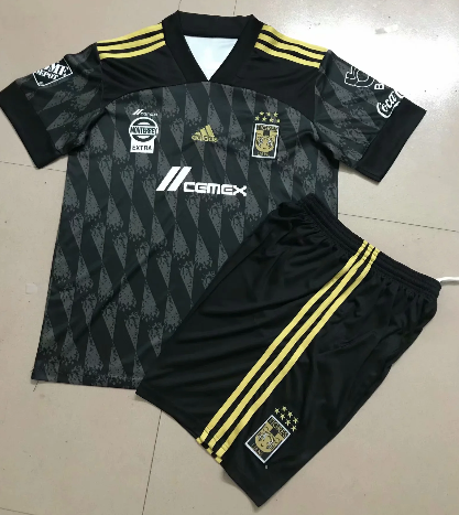 Tiger 19/20 Third Soccer Jersey and Short Kit