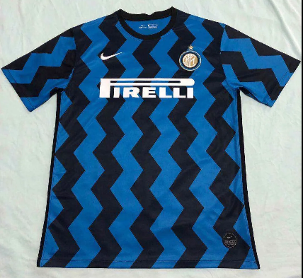 Thai Version Inter Milan 20/21 Home Soccer Jersey