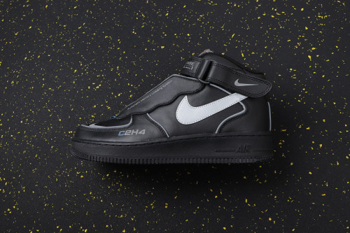 C2H4 x Air Force 1 '07 MID