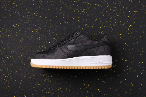CLOT x Fragment Design x Air Force 1