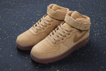 Air Force 1 Low 07 LV8 Wheat Flax K17
