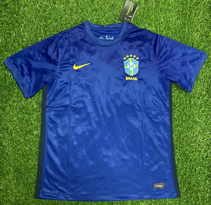 Thai Version Brazil 2020 Away Soccer Jersey