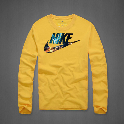 Men's Sports Long Sleeve Tee NK50
